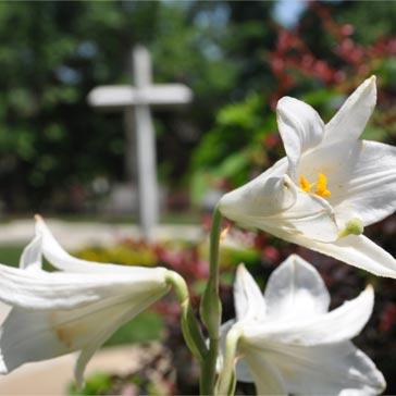 Corinth Memorial Garden